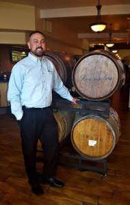 Mike Whiteside, General Manager for St. Clair Winery & Bistro Coming Soon to Alamogordo local wine craft beer lunch dinner restaurant