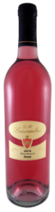 DH Lescombes Rosé - Spring Wine
