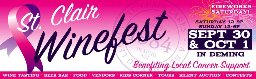 St. Clair Winefest Deming Wine and Beer Festival