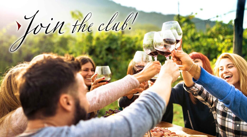 Lescombes Family Vineyards Wine Club - New Mexico's best wine club