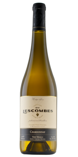 D.H. Lescombes Heritage Series New Mexico Chardonnay