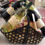 Two bottle New Mexico Wine gift basket