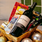 New Mexico Wine Gift Basket for special occasions