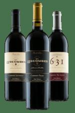 D.H. Lescombes Cabernet Variety 3-Pack