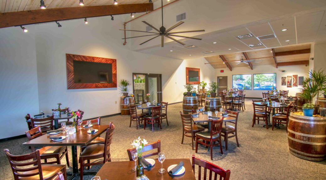 event space rental in alamogordo at D.H. Lescombes Winery & Bistro
